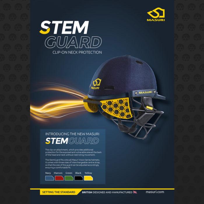 Helmets Masuri Stem Guard