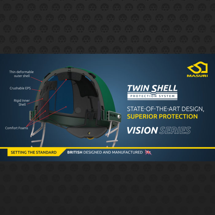 Helmets Masuri Vision Series