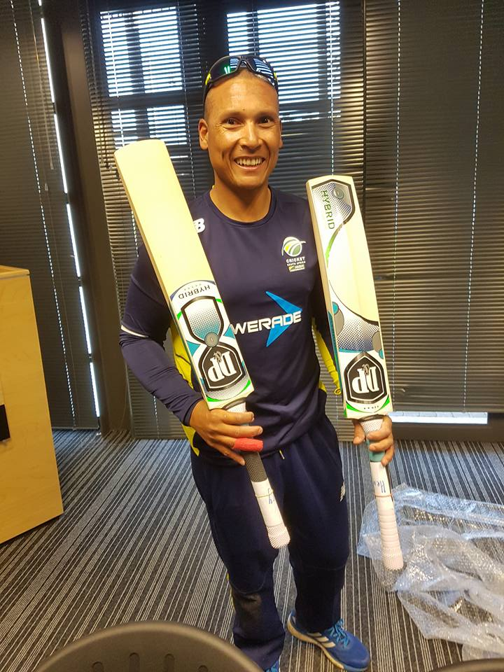 Henry Davids D&P Cricket