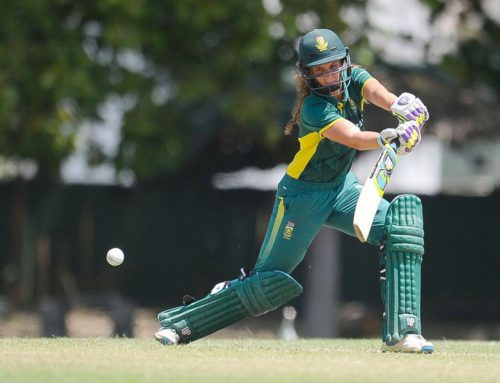 D&P and SA Woman Player: LAURA WOLVAARDT HAS THE WORLD AT HER FEET